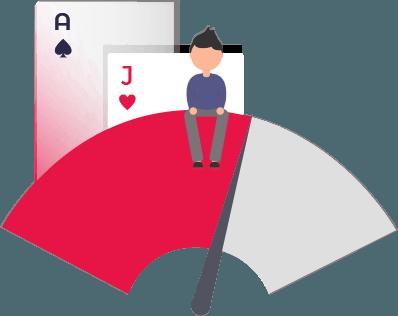 Blackjack Karten zaehlen