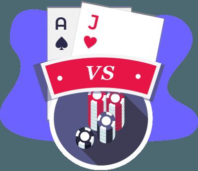 Blackjack Vs Poker Karşılaştırma