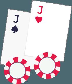Blackjack kart bölme